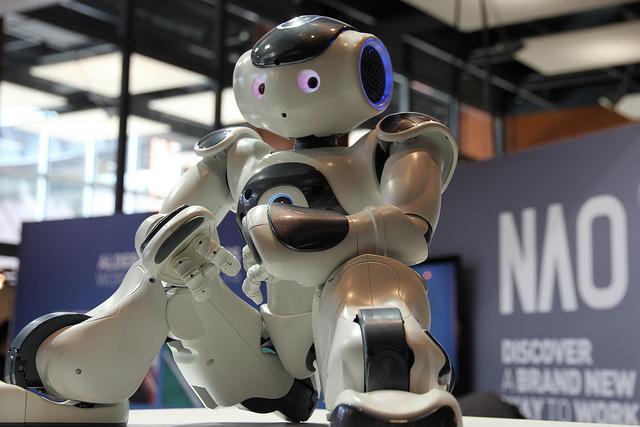 robot nao refut ordre